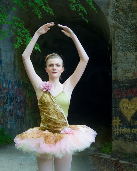 Olivia's Dance Portraits, Part I