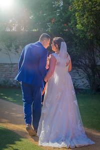 The Wedding - Lauren and Juan