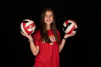 GAC Volleyball 2021 Preseason - 1