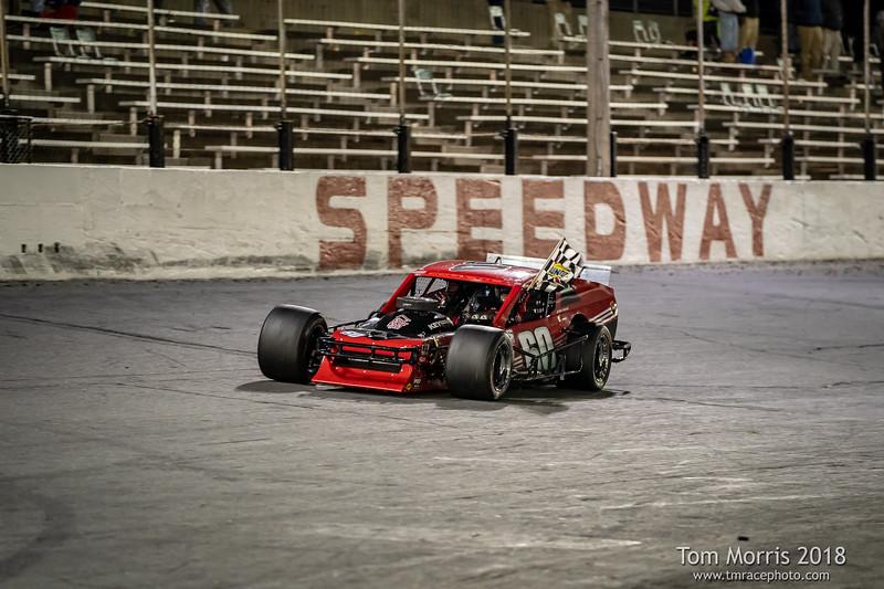 Seekonk Speedway Haunted Hundred 10/28/18