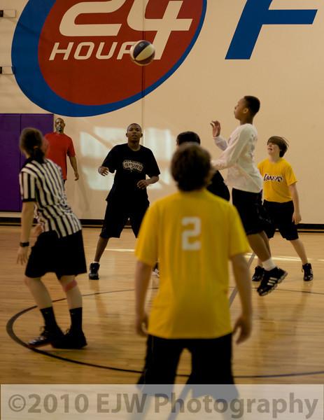 Week 5 Spurs V Lakers