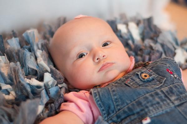 Evie 3 months