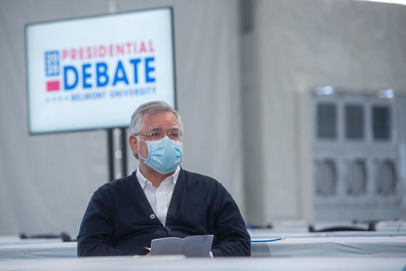 Debate 2020 Press Conference