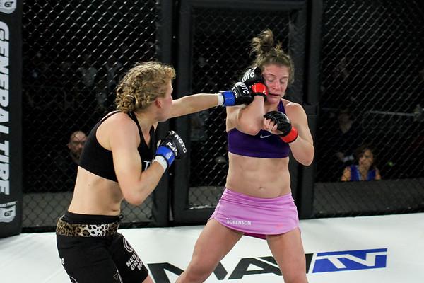 Pamela Sorenson VS Moriel Charneski