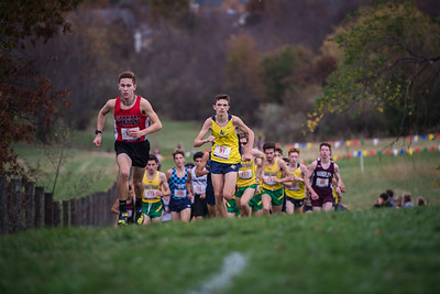 2019.11.07 Cross Country: VHSL Region 4C Championships