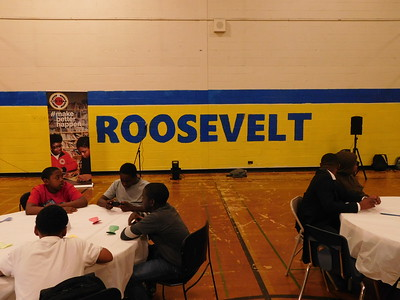 Roosevelt's How to Tie a Tie Event