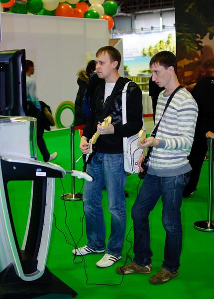 Guitar Hero at Igromir 2010