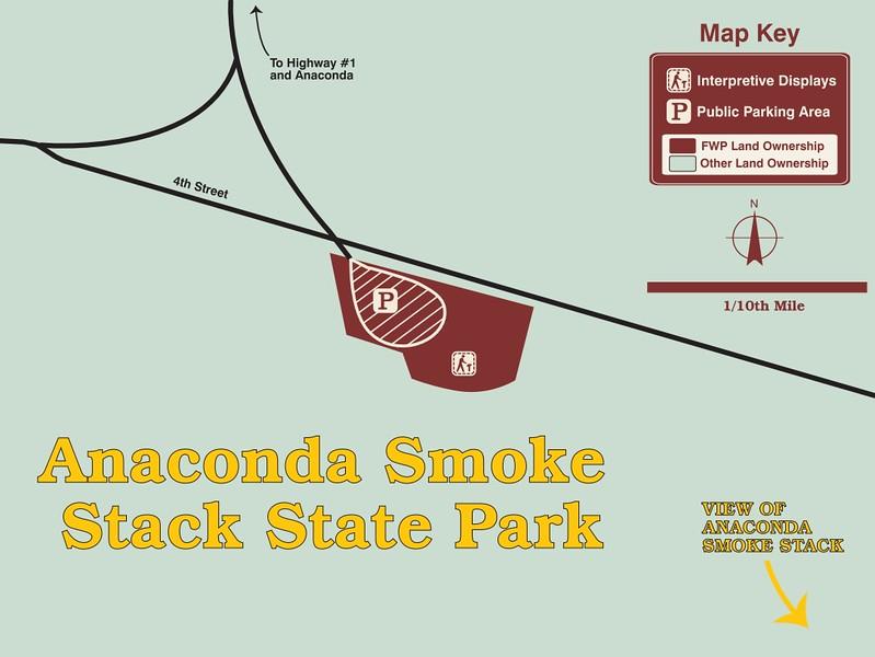 Anaconda Smoke Stack State Park