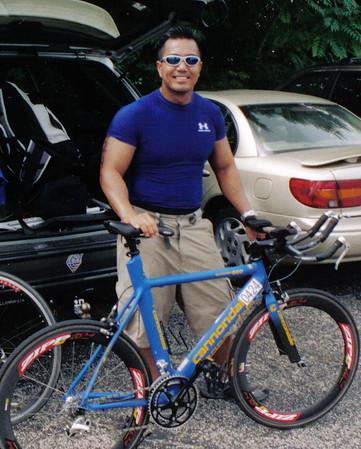 Harbor Lights Triathlon 2003