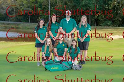 2018 LHS Girls golf