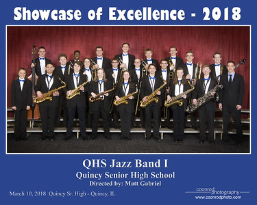 QHS Showcase of Excellence - 2018