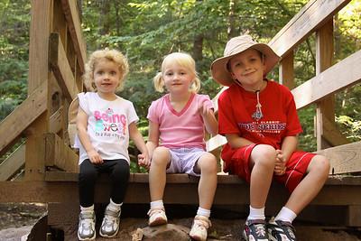 9-5-2009 Ricketts Geln Hike
