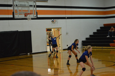 Junior High Volleyball 2013