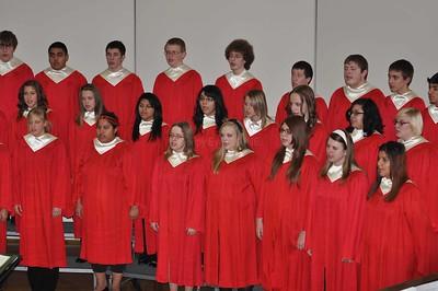 20111215 SEHS Choir / Band Concert