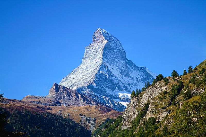 """The Matterhorn"", Zermatt, Switzerland"