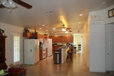MOTHER-IN-LAW SUITE AND KITCHEN REMODELING - WITTMAN,AZ