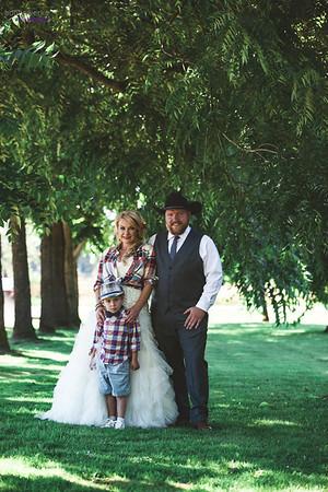 David Sophie & Clive Wedding