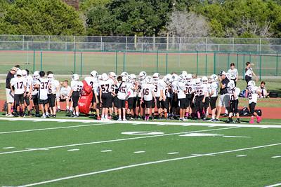 2014-10-07 CPMS Football