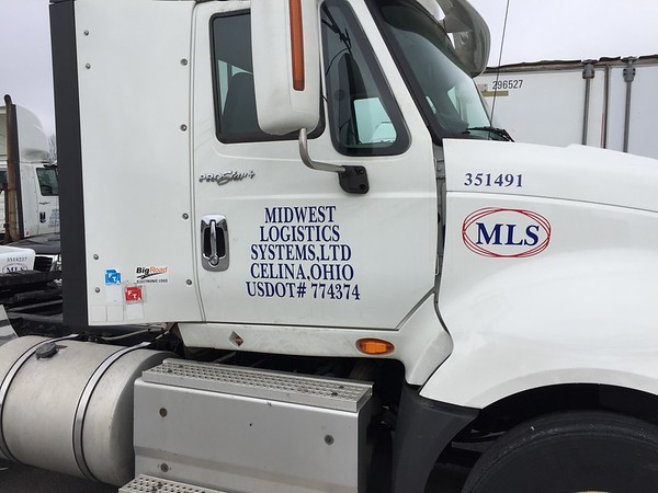 MLS Day Cab Decals