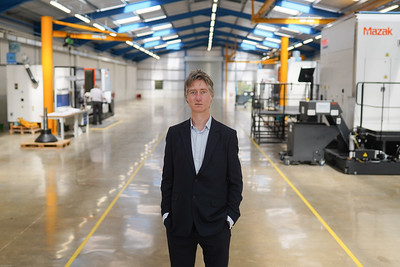 30/9/19 - Lontra  - UK's first greenfield high value manufacturing centre
