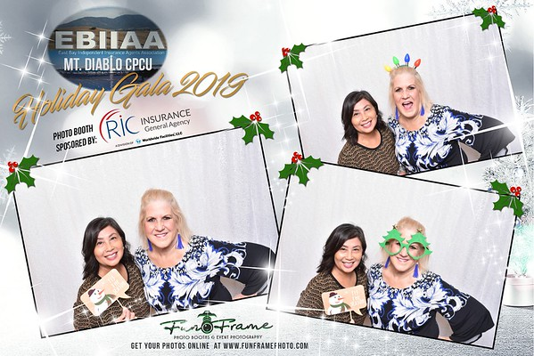 EBIIAA & Mt. Diablo Holiday Gala