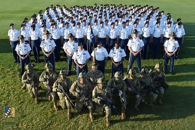 4-21-17 F/1-19, C/2-58 & A/2-54 Graduation Ceremony