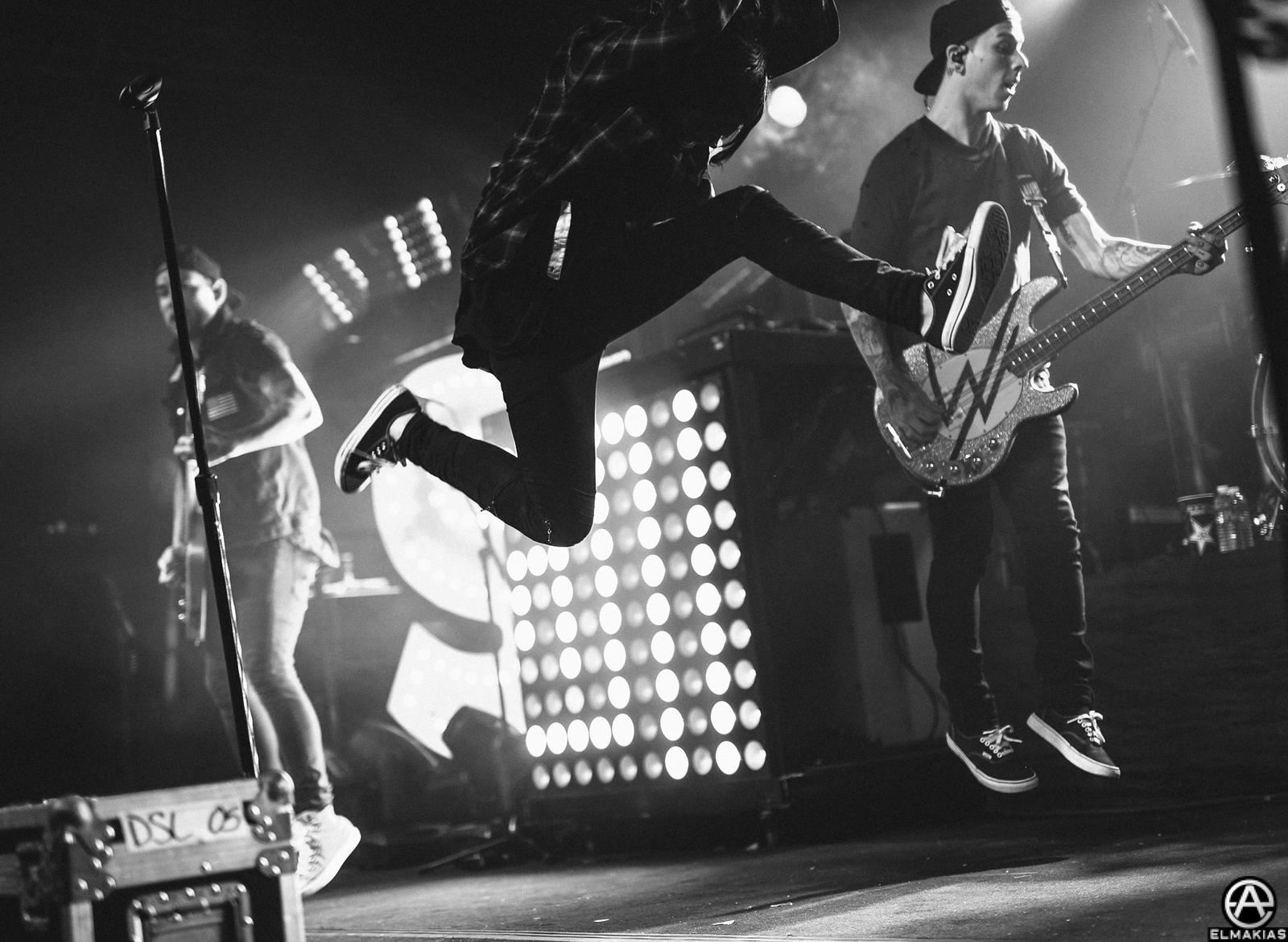 Sleeping With Sirens by Adam Elmakias