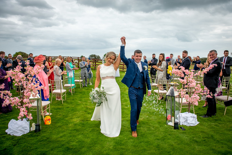 Seafield Outdoor Wedding