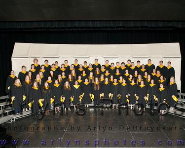 Hutch Band & Choir Groups