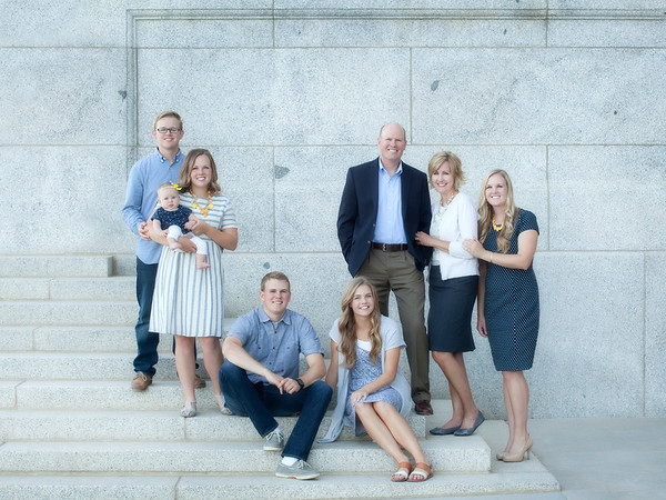 The Luddington Family