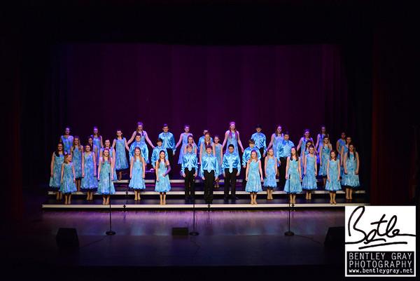 BHS-BMS Show Choir 2012-2013