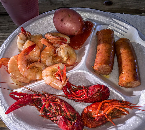 Men's Life Low Country Boil with Dr. Patrick Quinn