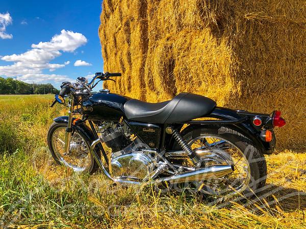 Norton 850 Commando Motorcycle Day Trip 2020-08-29