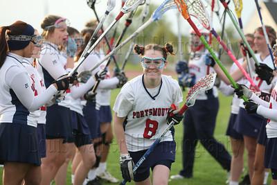 Lacrosse - High School Girls 2012