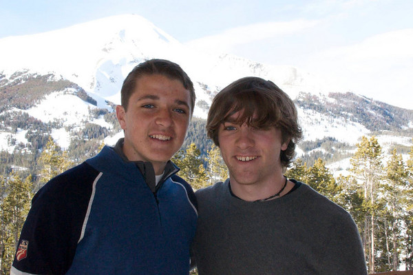 Montana Ski Trip - March 2010