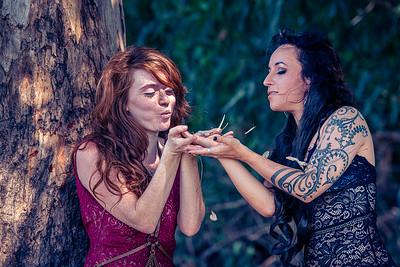 Elizabeth and Marina - Nature Charm