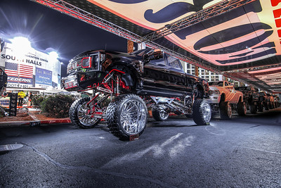 Images from folder SEMA18 Booth Feature Night Shot - Brian Mcgee