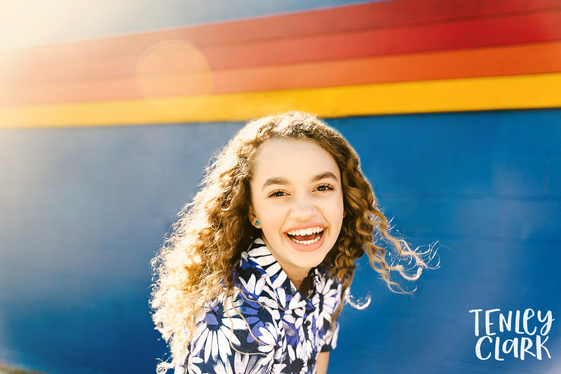 Teen fashion editorial featuring Jillian Shea Spaeder from Disney XD's Walk the Park for Halcyon Kids Magazine. Photography: Tenley Clark. Styling: Greg Harper. HMUA: Candice Arnwine.