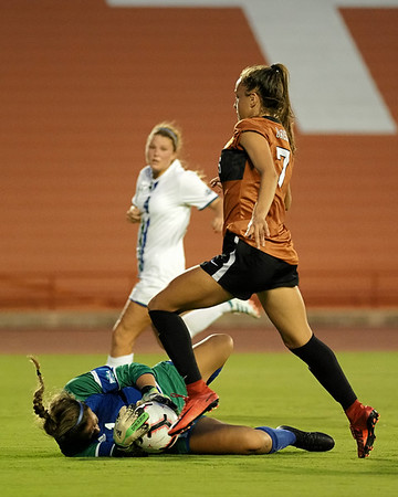 University of Texas Soccer vs. Texas A&M Corpus Christi 8.10.2018