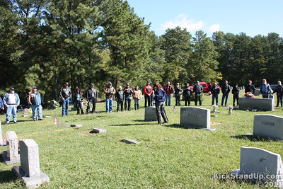 10.1.2011 John Crum Memorial Ride