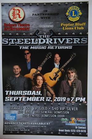 2019 09 12 Stiff Riffs & The Steeldrivers