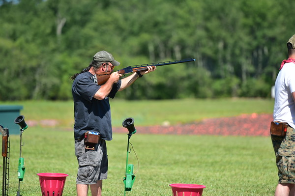NJ Trap Shooting Association -NJ State Shoot-Saturday