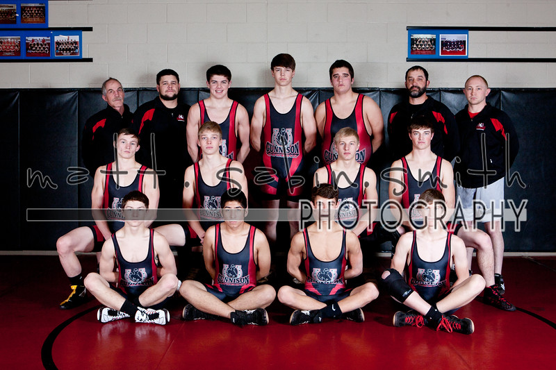 GHS Wrestling 2013-14