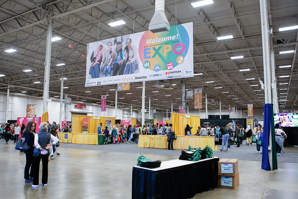 BAH Girl Scouts Expo Nov 16 2019