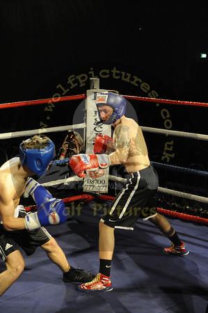 2. Jay Dilworth vs Matt Clark