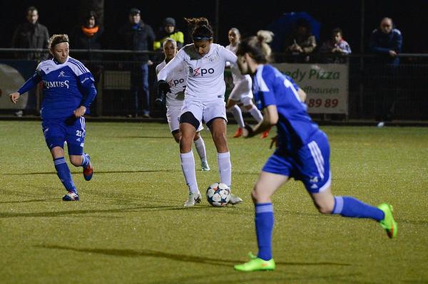 Fussball, NLA, Frauen: FC Neunkirch - FC Zürich