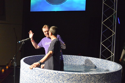 2014 Baptisms Jan