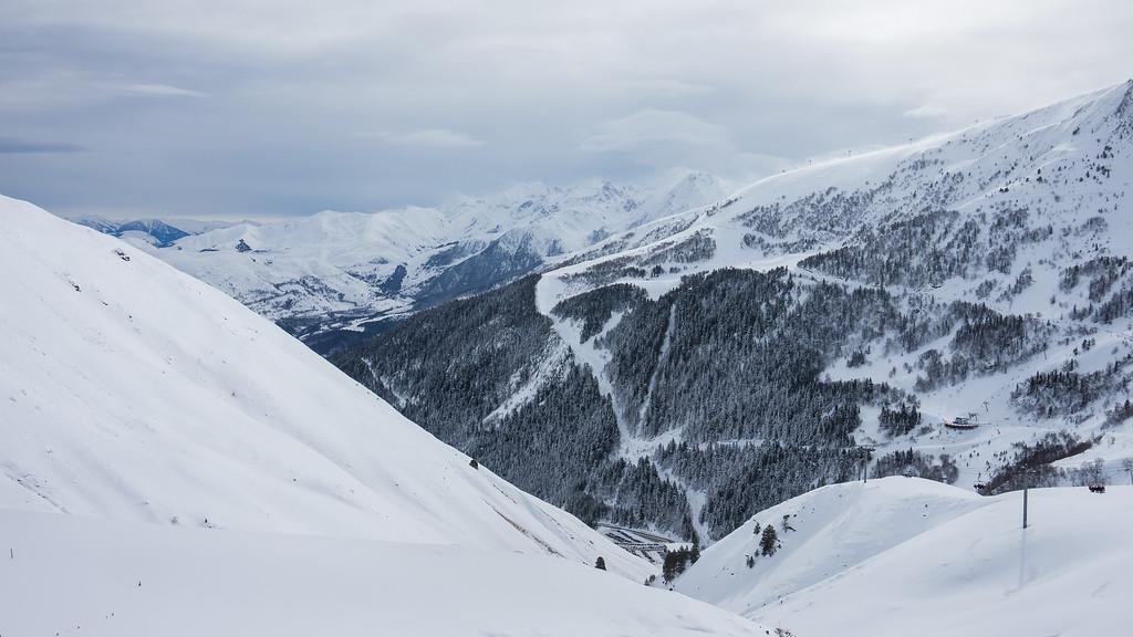 Lita: esquí en Saint-Lary-Soulan