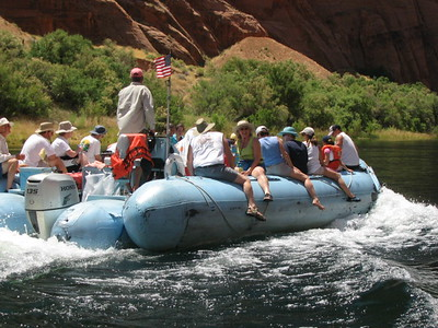 Colorado- River Rafting