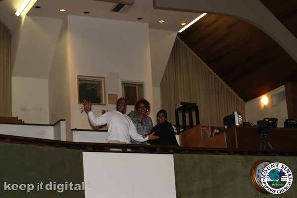 Pastor Wife 26th Anniv_Quartets